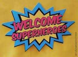 Image result for superhero classroom