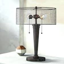 industrial table lamps medium size of pipe lamp style shades canada full size