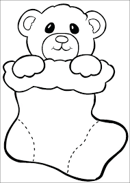 Christmas Coloring Pages Children At Getdrawingscom Free For