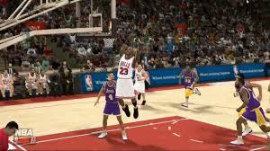 L.A. Lakers vs. Chicago Bulls | 1991 NBA Finals Simulation - YouTube