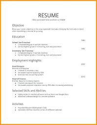Free Printable Resume Samples Joefitnessstore Com