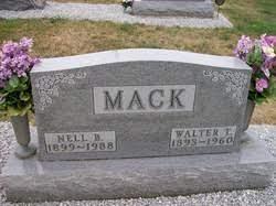 Nell Bair Mack (1899-1988) - Find A Grave Memorial