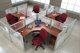 office configurations. OFM\u0027s 1x4 Cubicle Panel Systems Office Configurations O