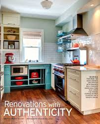 Retro Red Kitchen Retro Renovation With Authenticity Interiors By Color