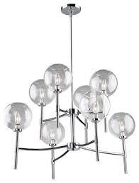 hamilton 8 light chandelier