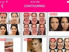 visage makeup editor beauty pro 1 0 screenshot