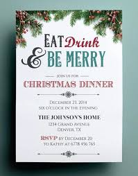 Free Christmas Invitation Templates Magnificent Free Corporate Invitation Templates Goloveco