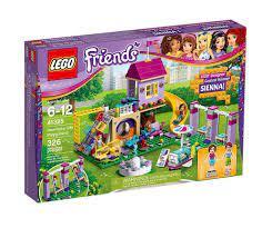 Công Viên Thành Phố Heartlake Lego