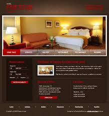 Best Free Website Templates Classy 28 Best Free Hotel And Travel Website Templates