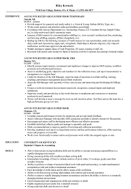 Accounts Receivable Resume Format - Resume Example 2018 •