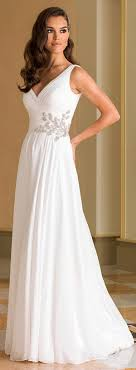 Beautiful Stunning And Gorgeous V Neck Wedding Dresses