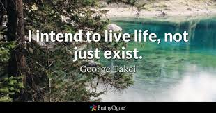 Just Live Life Quotes Classy Exist Quotes BrainyQuote