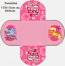 Small Picture My Little Pony Free Printable Kit Oh My Fiesta for Geeks