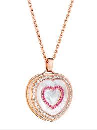 heart s passion heart pendant