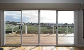 stacking glass doors sliding patio door screen