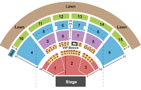 Pnc Music Pavilion Charlotte Tickets With No Fees At