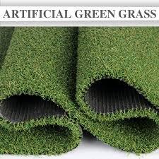 fake grass carpet. Golf High-density Artificial Turf Carpet Fake Lawn Roof Balcony Mat Grass