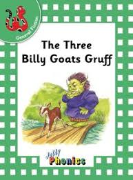 the three billy goats gruff pack general fiction