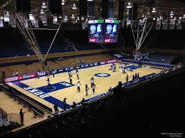 Cameron Indoor Stadium Section 5 Rateyourseats Com