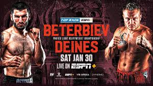 Artur Beterbiev sick with COVID-19, January 30 postponement of fight with Adam  Danes ⋆ Boxing News 24 – Boxing Sports – Jioforme
