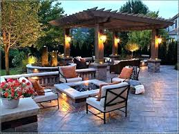 patio backyard patio and decks led deck lighting ideas outdoor designs l unlimited best pictures