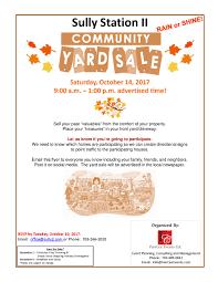 Neighborhood Yard Sale Flyer Magdalene Project Org
