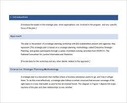 Corporate Business Plan Template 37 Strategic Plan Templates Pdf Docs Free Premium