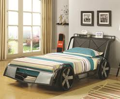 twin bed. Perfect Bed Novelty Beds Race Car Twin Bed By Coaster Intended