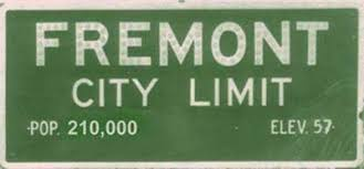 Image result for fremont sign