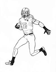 Small Picture NFL Scoring Touch Down Coloring Page Color Luna