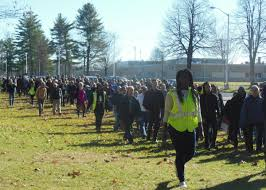 March For Diversity Held On SUNY Plattsburgh Campus | WAMC