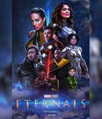 The Eternals Full Movie 2021