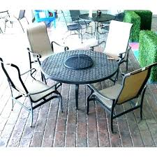 gas fire pit tables and chairs sets patio furniture fire fire pit set with chairs patio