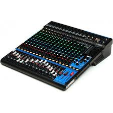 yamaha mixer. yamaha mg20xu 20-channel mixer with effects