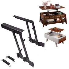 foldable lift up top coffee table lifting frame mechanism spring regarding famous lift up top coffee