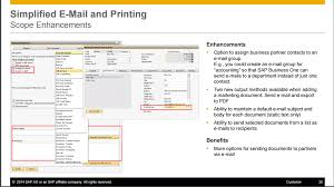 Email Invoices How To Simplified Email For Sending Documents To Customers Aether 11