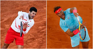 Rafael nadal did just that after lifting his 13th roland garros title on sunday. French Open 2020 Men S Singles Final As It Happened Nadal Beats Djokovic To Create History