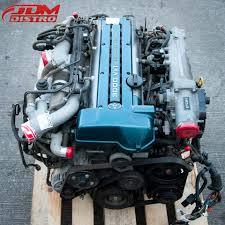 TOYOTA ARISTO SUPRA JZA80 JZS161 2JZGTE VVTI ENGINE - JDMDistro ...