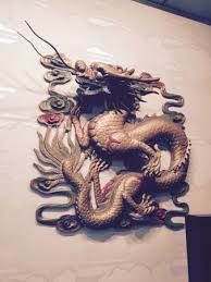 don mee chinese seafood restaurant wall decorations