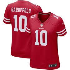 Game Scarlet San Jersey 49ers Women's Garoppolo Jimmy Nike Francisco aaebaffc|WATCH Football Live On-line