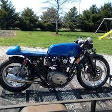1982 yamaha xs650 cafe racer project