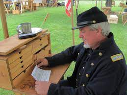 Leaving the Comforts of Home to Bring History to Life: Civil War Reenactor Alan  Geho   Community   yakimaherald.com