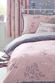 Next Girls Bedroom Furniture Buy Fairy Tale Cotton Rich Print Bed Set From The Next Uk Online