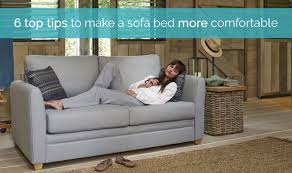 comfortable couches to sleep on. Perfect Sleep 6 Top Tips To Make A Sofa Bed Comfortable Blog  Couches Throughout Sleep On S