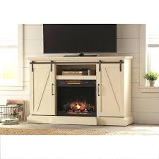 fireplace stand media tv electric with cabinet bookcases mantel console