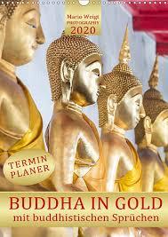 Kalender Buddhistische Weisheiten Calvendo