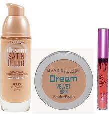 Maybelline Dream Satin Liquid Foundation Velvet Skin