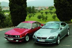 All BMW Models 1980s bmw : From Concept to Reality: BMW's 6-Series Coupe and Convertible [E63 ...
