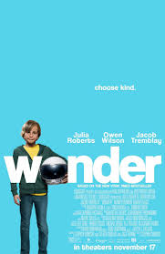 the wonder based on the book by r j palacio is a touching