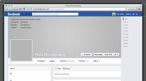 Facebook Outline Template Photoshop Template For Facebook Cover Photos 2013 Edition The